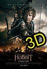 The Hobbit: The Battle Of The Five Armies ( In 3D ) (cc) -click for show times