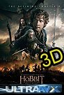 The Hobbit: The Battle Of The Five Armies  (In 3D) ( ULTRAAVX ) -click for show times