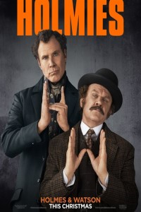 Holmes & Watson [2018] (cc/dvs) -click for show times