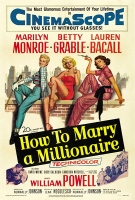 How To Marry A Millionaire (1953) -click for show times