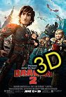 How To Train Your Dragon 2 ( In 3D ) (cc) -click for show times