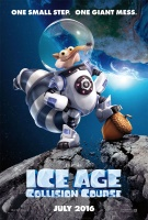 Ice Age: Collision Course (cc/dvs) -click for show times
