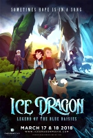 Ice Dragon: Legend Of The Blue Daisies -click for show times