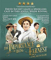 The Importance Of Being Earnest (2015) -click for show times
