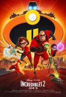 Incredibles 2 (cc/dvs) -click for show times
