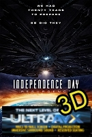 Independence Day: Resurgence (ULTRAAVX 3D) -click for show times