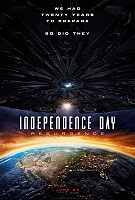 Independence Day: Resurgence (cc/ds) -click for show times