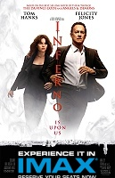 Inferno (IMAX EXPERIENCE) -click for show times