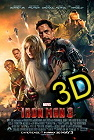 Iron Man 3 ( In 3D ) -click for show times