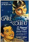 It Happened One Night (1934) -click for show times