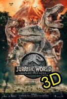 Jurassic World: Fallen Kingdom (2018) (IN 3D) (cc/dvs) -click for show times