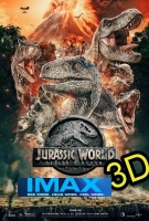 Jurassic World: Fallen Kingdom (2018) (IMAX EXPERIENCE IN 3D) (cc/dvs) -click for show times