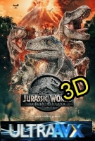 Jurassic World: Fallen Kingdom (2018) (ULTRAAVX IN 3D) -click for show times