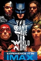 Justice League (2017) (IMAX EXPERIENCE) (cc/dvs) -click for show times