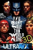 Justice League (2017) (ULTRAAVX 3D) -click for show times