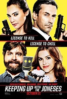 Keeping Up With The Joneses (2016) -click for show times