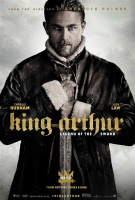King Arthur: Legend Of The Sword (cc/ds) -click for show times