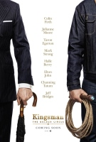 Kingsman: The Golden Circle (cc) -click for show times