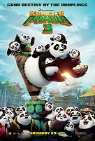 Kung Fu Panda 3 -click for show times