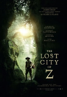 Lost City Of Z -click for show times