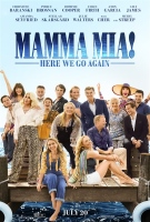 Mamma Mia! Here We Go Again -click for show times