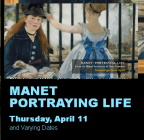 Manet - Portraying Life -click for show times