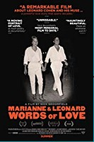 Marianne & Leonard: Words Of Love -click for show times