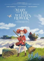 Mary And The Witch's Flower (2017) (Sat,Sun)