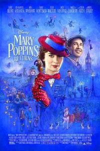 Mary Poppins Returns -click for show times