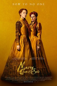 Mary Queen Of Scots [2018] -click for show times
