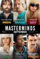 Masterminds (2016) -click for show times