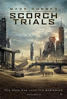 Maze Runner: The Scorch Trials (cc/ds) -click for show times