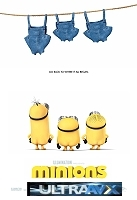 Minions ( ULTRAAVX ) -click for show times