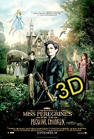 Miss Peregrine's Home For Peculiar Children (IN 3D) -click for show times