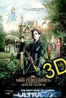 Miss Peregrine's Home For Peculiar Children (ULTRAAVX 3D) -click for show times