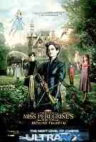 Miss Peregrine's Home For Peculiar Children (ULTRAAVX) -click for show times