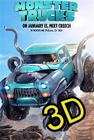 Monster Trucks (IN 3D) (cc/ds) -click for show times