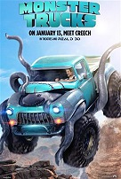 Monster Trucks (cc/ds) -click for show times