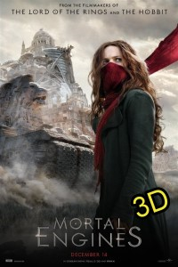 Mortal Engines (IN 3D) -click for show times