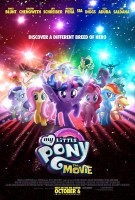 My Little Pony: The Movie (2017) (cc/dvs) -click for show times
