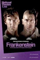 National Theatre Live: Frankenstein (2016) -click for show times