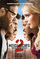 Neighbors 2: Sorority Rising (cc/ds) -click for show times