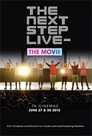 The Next Step Live - The Movie -click for show times