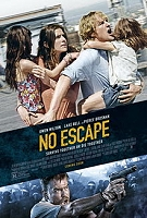 No Escape (2015) -click for show times