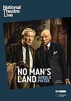 National Theatre Live: No Man's Land -click for show times