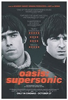 Oasis: Supersonic (2016) -click for show times