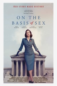 On The Basis Of Sex [2018] (cc)