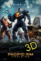 Pacific Rim: Uprising (IN 3D) (cc/dvs)