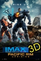 Pacific Rim: Uprising (IMAX EXPERIENCE IN 3D) -click for show times