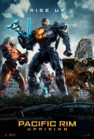 Pacific Rim: Uprising (cc/dvs) -click for show times